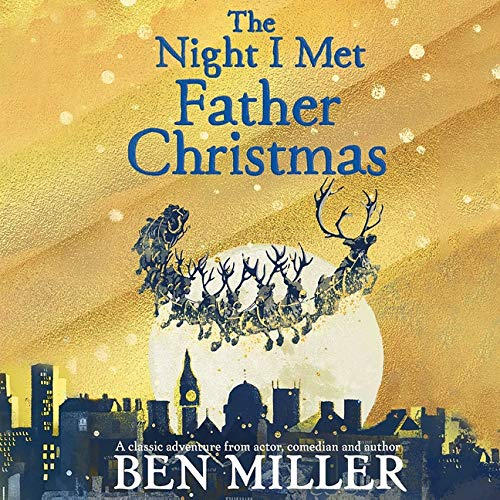 『The Night I Met Father Christmas』のカバーアート