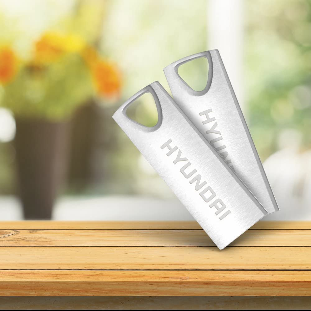 Super Special SALE held HYUNDAI Bravo Deluxe 16GB USB 2.0 Flash Metal with Keychai Drive Our shop OFFers the best service