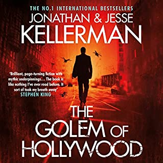 The Golem of Hollywood cover art