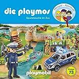 Kapitel 22 - Folge 73: Spurensuche im Zoo (Das Original Playmobil Hörspiel)