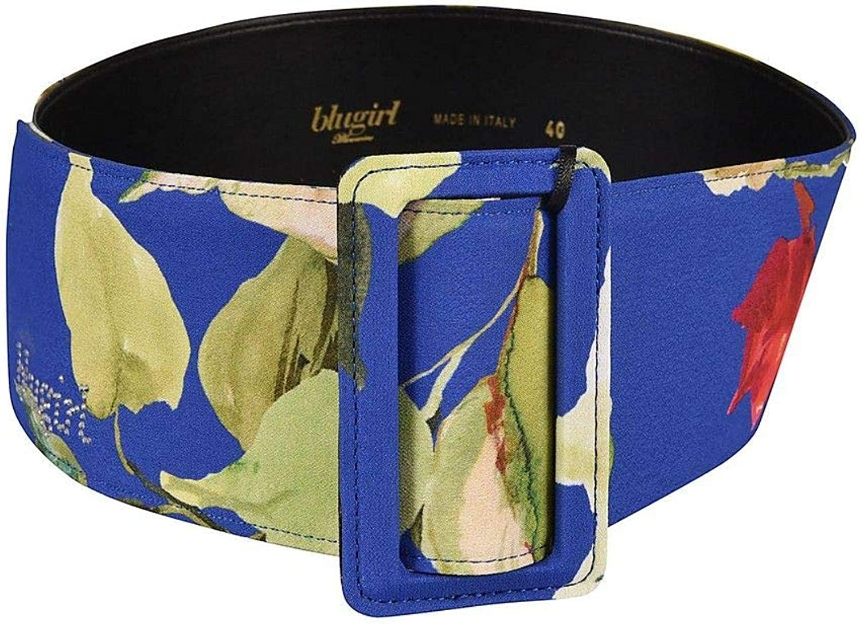 bluegirl Women's 4401000112 Multicolor Viscose Belt