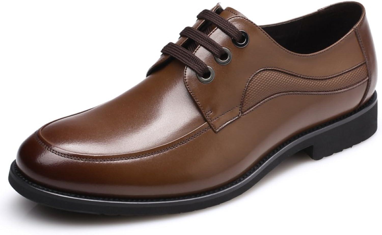 GTYMFH Mans skor Springa och Autumn Fashion Man Dress skor skor skor Business skor Lace skor  Beställ nu med stor rabatt och gratis leverans