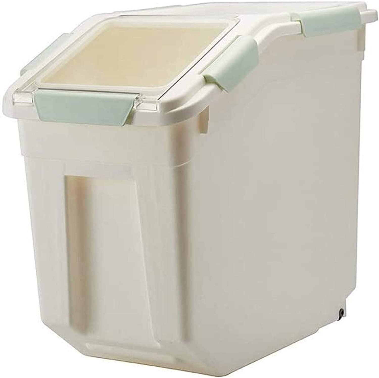 Grain container 15kg Large Kitchen Container Special sale item Today's only Stor Food Rice
