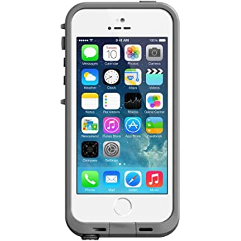 Lifeproof iPhone 5S/5 Fre Case (white)