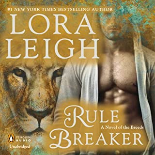 Rule Breaker audiobook cover art