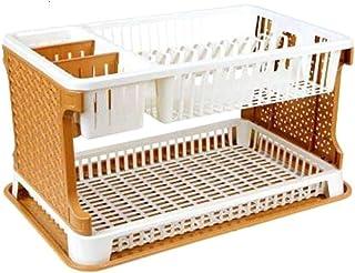 ARISTO Lenovo Kitchen Organizer Rack with water storing tray (Multi Colour)
