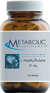 Best metabolic maintenance l-methylfolate 5 mg Reviews