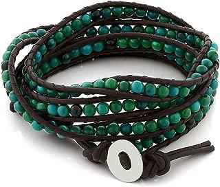 Best leather lock bracelet Reviews