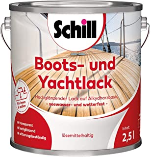 Schill Boots- und Yachtlack 2,5 Liter