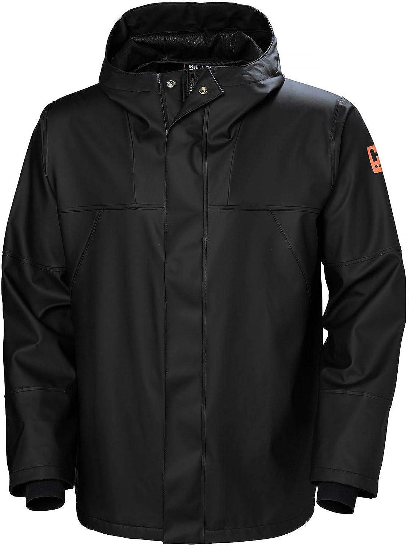 Helly-Hansen Men's Workwear Storm Rain Jacket