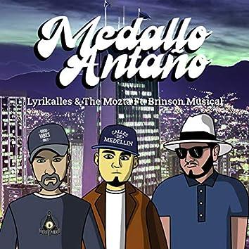 Medallo Antaño