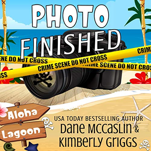 Photo Finished Audiobook By Dane McCaslin, Kimberly Griggs cover art