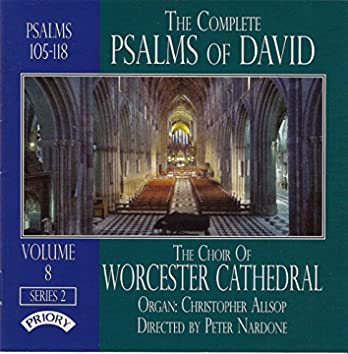 The Complete Psalms of David, Vol. 8
