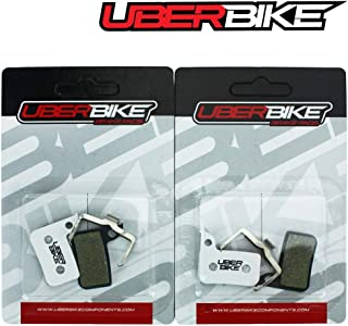 Uberbike SRAM HRD Rouge-Force-rival Course Matrix Disque Plaquettes De Frein