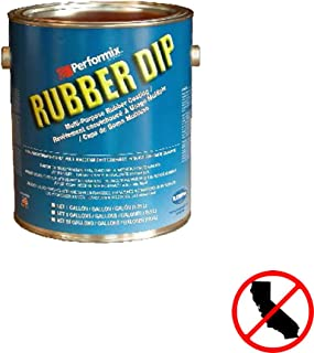Plasti Dip Multi-Purpose Rubber Coating - One Gallon (128oz) - RED