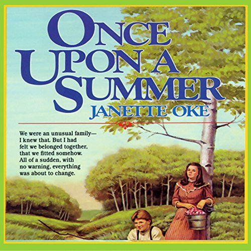 Once Upon a Summer audiobook cover art
