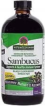 Nature's Answer Alcohol-Free Sambucus Supplement, Original, 16 Fluid Ounce