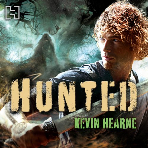 Hunted     The Iron Druid Chronicles, Book 6              By:                                                                                                                                 Kevin Hearne                               Narrated by:                                                                                                                                 Christopher Ragland                      Length: 9 hrs and 28 mins     143 ratings     Overall 4.6