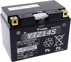 inkl. 7,50/€ Batteriepfand V-Max 1700 YTZ14S 12 Volt Batterie f/ür Yamaha FZ1 // Fazer 1000 XJR 1300 JMT GEL
