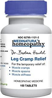 Dr. Barbara Hendel Relief Tablets, Leg Cramp, 100 Count