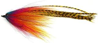 "BlitzBite 6"" Trout Salmon Steelhead Fly Fishing Streamer Flies New"