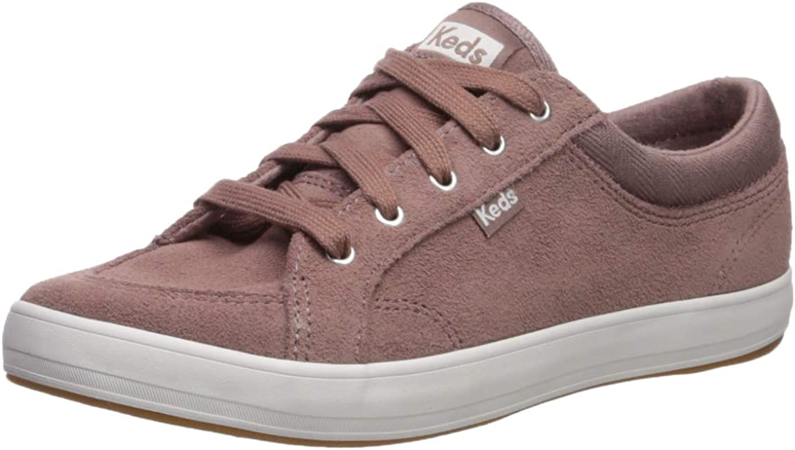 Keds Women's Center Suede Sneaker New life NEW before selling ☆ Mix