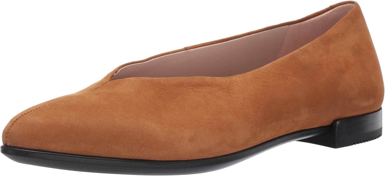 ECCO Women's Shape セール商品 Pointy Toe Ballet Flat 早割クーポン