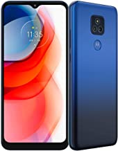 Unlocked Motorola Moto G Play (2021) - 32GB - Misty Blue - PAL60003US (Renewed)