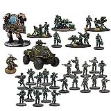 GCPS Starter Force - Warpath Universe