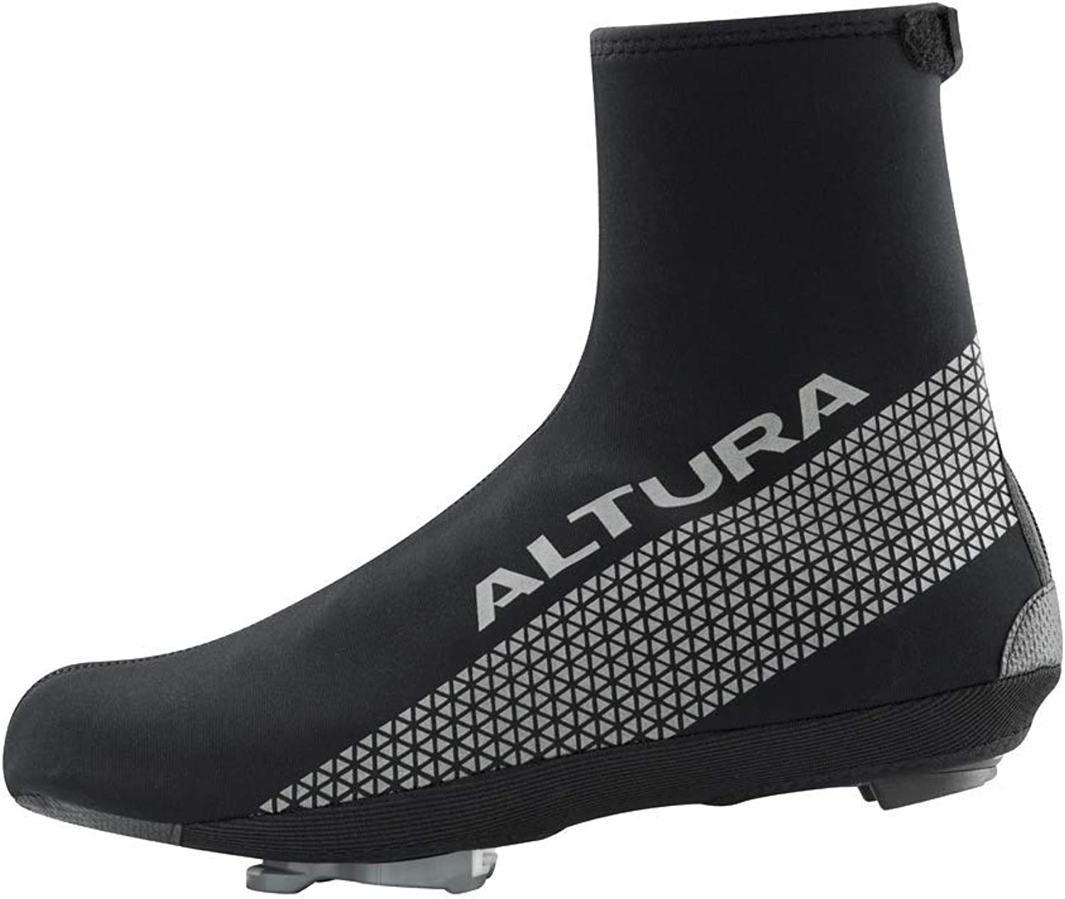 Altura Black 2018 Thermostretch 3 Cycling Overshoe