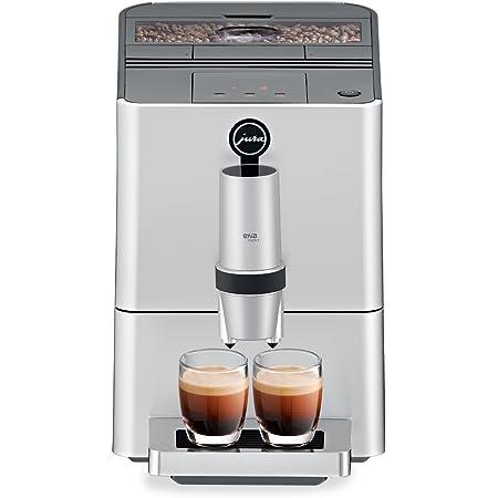 Jura ENA Micro 5 Automatic Coffee Machine, 1, Silver