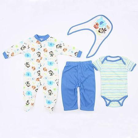 TERABITHIA 13 Passt 45-50 cm Hochwertige Wiedergeborene Neugeborene Puppen Kleid Reborn Baby Doll Alle Baumwolle Kleidung