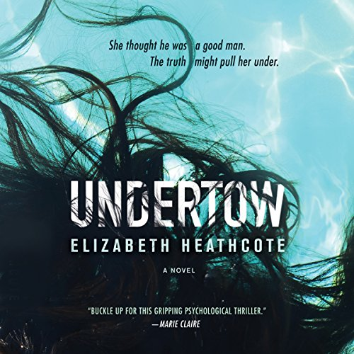 Undertow audiobook cover art
