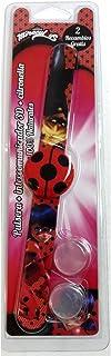 Miraculous Pulsera ANTIMOSQUITOS DE CITRONELA Ladybug con 2