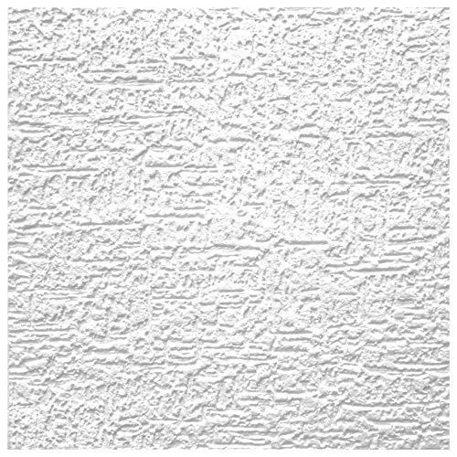 10 qm | Deckenplatten | EPS | formfest | Marbet | 50x50cm | Putz