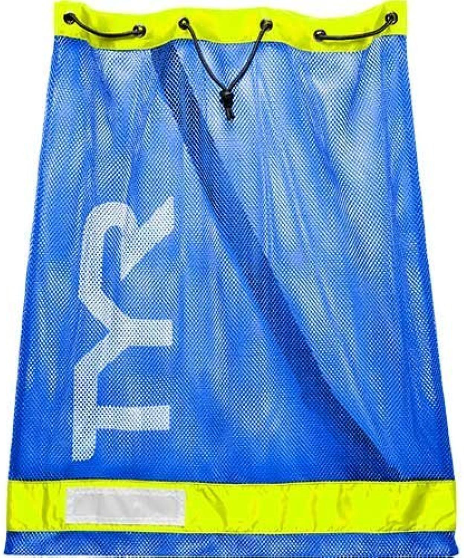 Tyr (Tier) Pool Bag MESH Equipment Bag RY YL (484) LBD2 Royal Yellow Free
