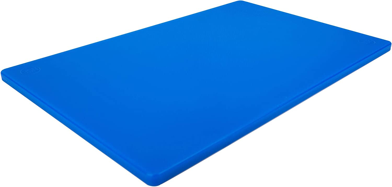 Professional Plastic Blue Cutting Board HDPE for High quality new Poly Bombing new work Restauran