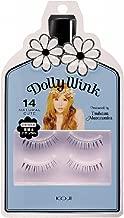 Dolly Wink Koji False Eyelashes #14 Natural Cute