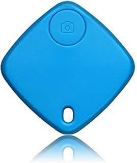 $22 » Wireless Bluetooth Tracker, Smart Tag GPS Locator Anti-Lost Alarm Reminder, for Child Bag Wallet Pet Key Finder (Color : B...