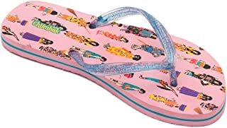 Chumbak You Go Girl Flip Flops