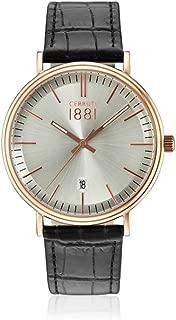 Mejor Cerruti 1881 Watch de 2020 - Mejor valorados y revisados