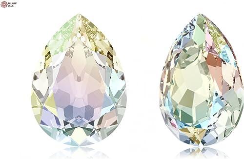 punto de venta barato SWAROVSKI Crystals Crystals Crystals Elements Fancy Stones 4320 MM6,0X 4,0 F - Crystal AB F (001 AB)  los últimos modelos