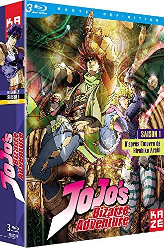 JoJo's Bizarre Adventure - Saison 1 [Blu-ray]