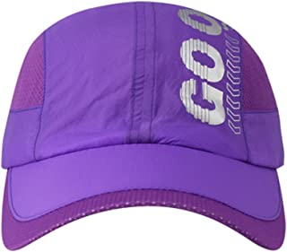 Light Weight Lt.Weight Performance Quick Dry Race/Running/Outdoor Sports Hat Mens Womens Adults
