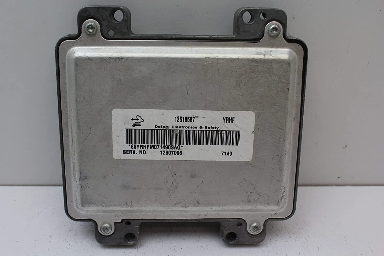 online shopping Saturn 08 09 2021new shipping free Vue 12607096 Computer ECM Control Engine ECU Brain