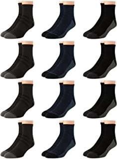 Men's Socks - Performance Cushioned Above Ankle Athletic...