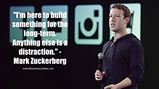 mark zuckerberg poster