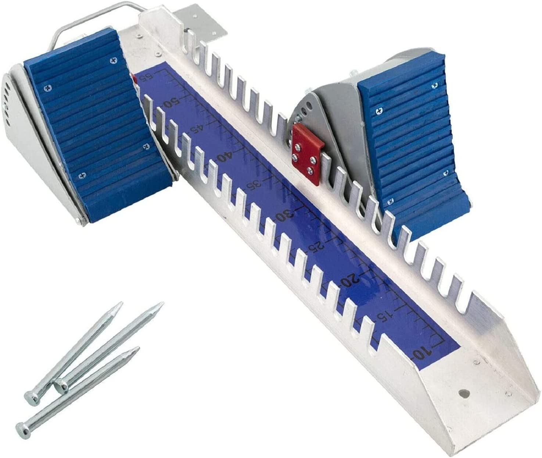 Supvision Starting Block Sprinter Pedals Spri Angle Adjustable Time sale 6 unisex
