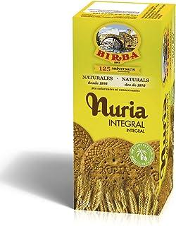 Birba - Galletas Nuria Integrales - 1 x 155 gramos