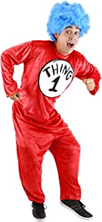 thing 1 toddler costume